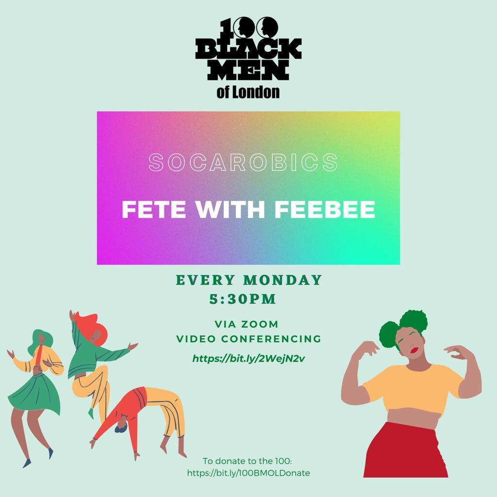 Socarobics -  Fete with Feebee